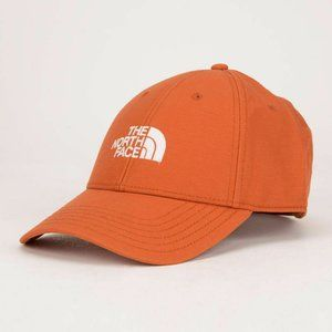 THE NORTH FACE 66 Classic Orange Strapback Hat